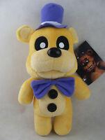 "Exclusive Golden Freddy Funko FNAF Five Nights at Freddy's 12"" Plush Toy Doll"