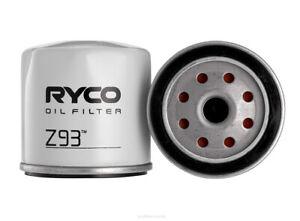 Ryco Oil Filter Z93 fits Citroen 2 CV 6.0