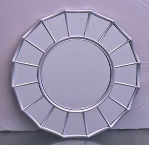 60Cm Round Wall Mirror The Unique ARCH Mirror Collection Of Deenz Store
