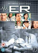 ER. Season 7. Series 7. Seventh Season. 3 Disc Dvd Set. Region 2. E.R.