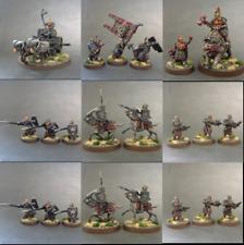 Games Workshop LotR Iron hill Dwarfes army METAL RARE (UM)