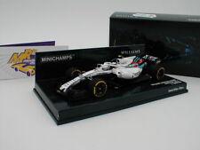 "Minichamps 417189035 - Williams Martini F1 Team Showcar 2018 "" S.Sirotkin "" 1:43"