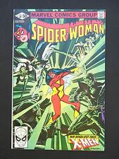 Spider-Woman #38  VF 1981  High Grade Marvel Comic