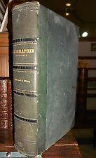 1844 GEOGRAPHIE ILLUSTREE 22 CARTE GEOGRAFICHE GEOGRAFIA ILLUSTRATA CHAUCHARD M.