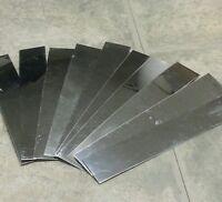"shim stock assortment steel 1"" x 6"" .001. 002 .003 .004 .005 0.001 0.002.0.003"