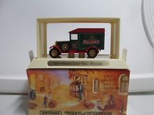 Matchbox Models of Yesteryear 1929 Morris Light Van