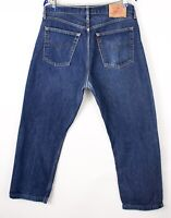 Levi's Strauss & Co Hommes 521 02 Jeans Jambe Droite Taille W38 L28 BBZ357