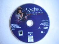 SantanaSupernatural LiveDVD2000blues rock latinAngel Maria Maria Apache