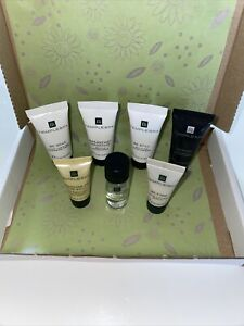 TEMPLE SPA FACIAL IN A BOX 7 Trial Sizes Sent In A Letter box SENSITIVE SKIN