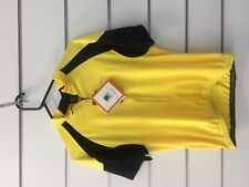 Sportful Slice Jersey Size M Yellow