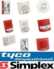 TYCO SIMPLEX Speakers/Strobes - *NEW* Fire Alarm pick model 9717 9721 9104 9331