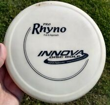 Rare! Ontario Mold Innova Pro Rhyno - 170 grams, Awesome Thrower!
