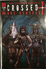Crossed Plus One Hundred #12 NM- 1st Print Free UK P&P Avatar Comics