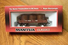MANTUA CLASSICS/MRC 1860 WATER CAR (P.R.R.) PENNSYLVANIA RAILROAD #1497 HO SCALE