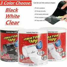 "Sealer Tape 4"" x 60"" Super Strong Rubber Waterproof Leak Adhesive Sealant Flex"