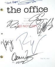 The Office US Cast Autographed Script NBC Carell Wilson Krasinski 8x10 REPRINT