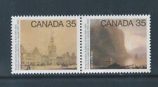 Canada #851i #852a Vertical Line Over N of Canada Variety MNH **Free Shipping**