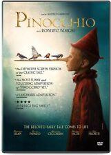 Pinocchio [New Dvd]