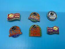 New listing NCAA Div I Women's Basketball Tournament magnet metal pins, Regional semifinals