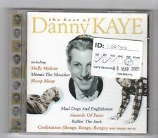 (HZ188) The Best of Danny Kaye - 1998 CD