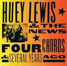 Huey Lewis & the News-Four Chords & several years ago --- CD NUOVO ---