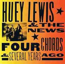 Huey Lewis & The News - Four Chords & Several Years Ago --- CD NEU ---