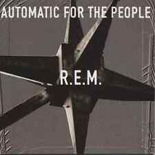 AUTOMATIC FOR THE PEOPLE - REM (CD)