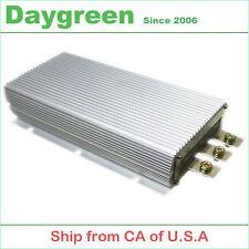 12V To 24V 50A Boost Dc Dc Converter 50Amp 1200 Watt 24V Battery Us Ship