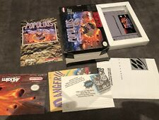 Populous (Super Nintendo Entertainment System, 1991) Working complete very good