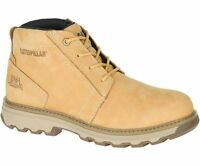 Cat Caterpillar Parker ESD Men's Leather Honey Reset Work Boots P74072