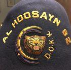 Al Hoosayn 82 Vintage Dramatic Order Knights of Khorassan Fez Hat Cap Tassel