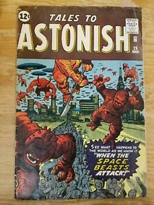 Tales to Astonish #29