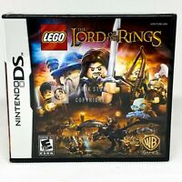 LEGO The Lord of the Rings - Nintendo DS - Brand New | Factory Sealed