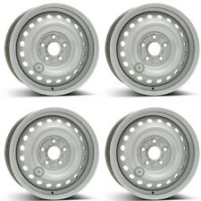 4 Alcar steel wheels 8005 6.5x16 ET55 5x114 for Honda Civic rims