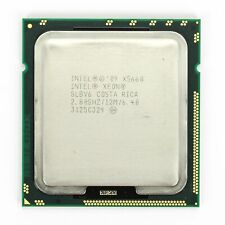 Intel Xeon X5660 2.8 GHz 12MB 6.4GT/s SLBV6 CPU Server Processor Grade B