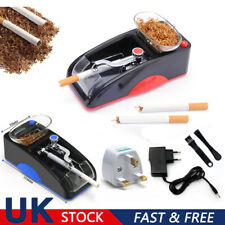 More details for electric automatic cigarette rolling machine tobacco roller injector maker devic