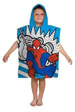 Spiderman ultimate Abstract Poncho Towel