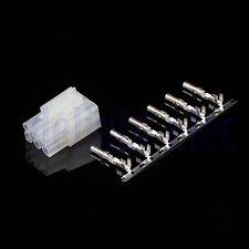 1pcs 6p 6pin Power Connector Plug Cord For YAESU FT-857D/FT-897D DE