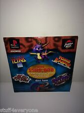 Pizza Hut Demo Disc Two (Sony PlayStation 1) Brand New WITH WEAR