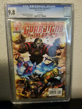 Guardians of the Galaxy #1 CGC 9.8