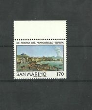 San Marino 1980 Europa Naples MNH