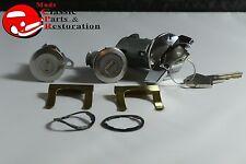 72-85 Chrysler Dodge Plymouth Ignition & Door Lock Kits w/Tilt & Telescope