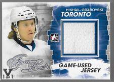 ITG Forever Rivals Jersey Mikhail Grabovski 1/1 Final Vault Leafs