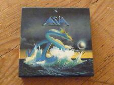 """Asia: """"s/t"""" Japan Mini-LP Promo Box [no cd yes steve howe john wetton uk QH"""
