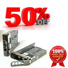 Dell Poweredge R710 R410 T610 T710 SAS CADDY F238F SAS/SATA TRAY X968D