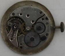 Civitas mens wristwatch movement & dial balance broken to restore