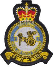 numéro 1 Escadron régiment de RAF Royal Air Force mod écusson patch brodé