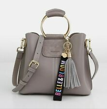 $270 Belle & Bloom Twilight Leather Crossbody Bag