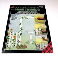 Plaid The Illustrated Guide To Mural Techniques Decorative Painting 1999