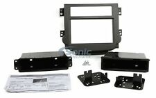 Metra 99-3314G Double DIN Dash Install Kit for Select 2013-Up Chevy Malibu